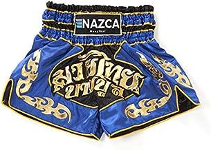 NAZCA THAI04(ナスカ タイ)ムエタイ キックボクシング キックパンツ ムエタイパンツ タイボクシング トレーニングパンツ メンズ レディース
