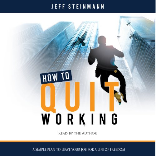 How to Quit Working audiobook cover art