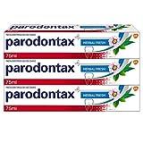 Parodontax Herbal Fresh Pasta de Dientes que Ayuda a Detener y Prevenir el Sangrado de Encías,...