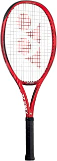 ヨネックス(YONEX) 硬式テニス ラケット ジュニア用 【ガット張上げ済】 フレイムレッド