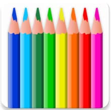 500 Coloring Pages (Coloring Game)