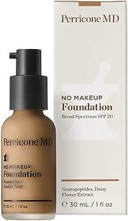 No Makeup Foundation- Tan