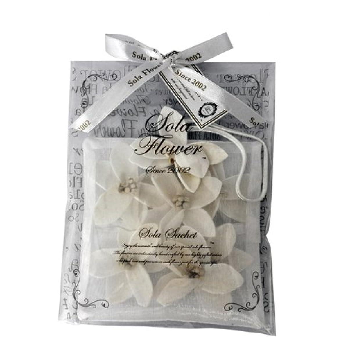 外国人直面する専らnew Sola Flower ソラフラワー サシェ Original Rose オリジナルローズ オーガンジーパッケージ Sachet