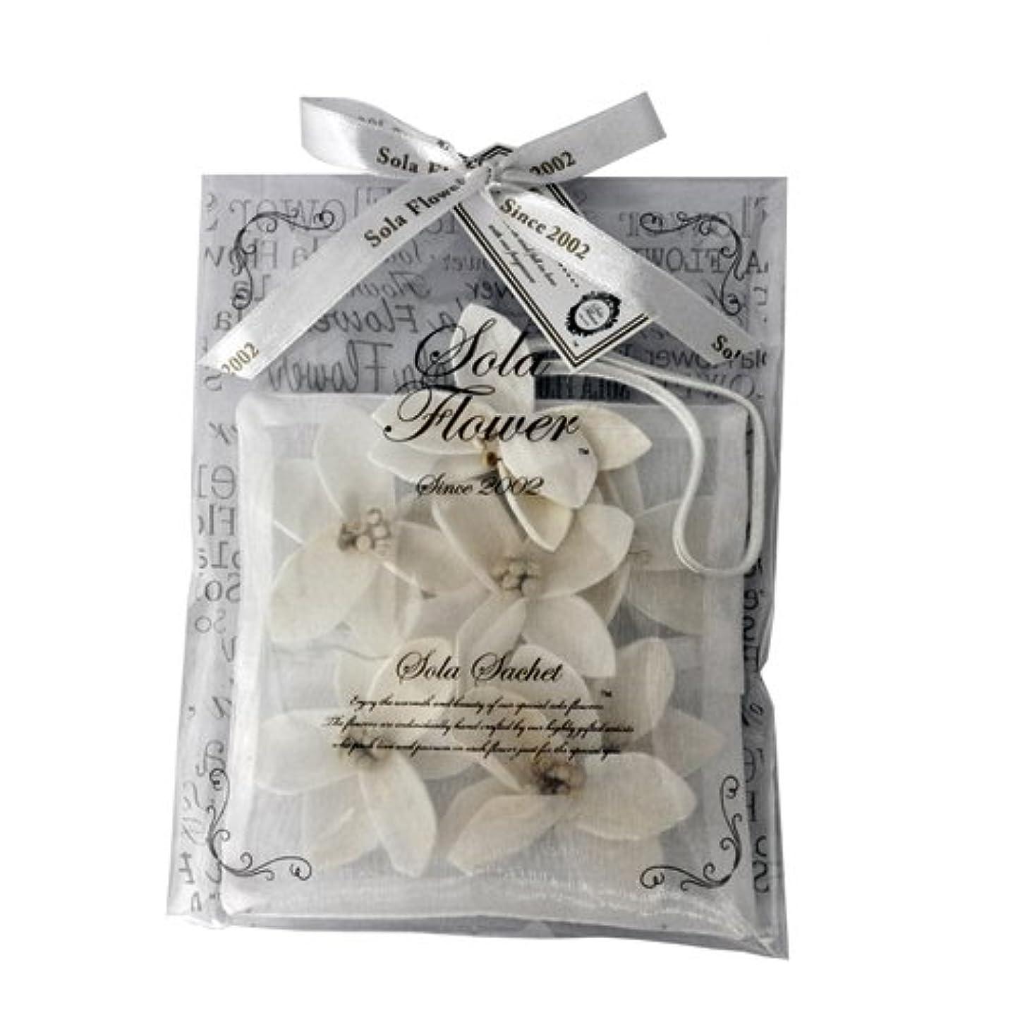 倫理的郊外米国new Sola Flower ソラフラワー サシェ Original Rose オリジナルローズ オーガンジーパッケージ Sachet