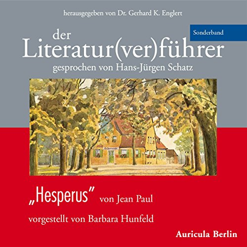 Hesperus von Jean Paul audiobook cover art