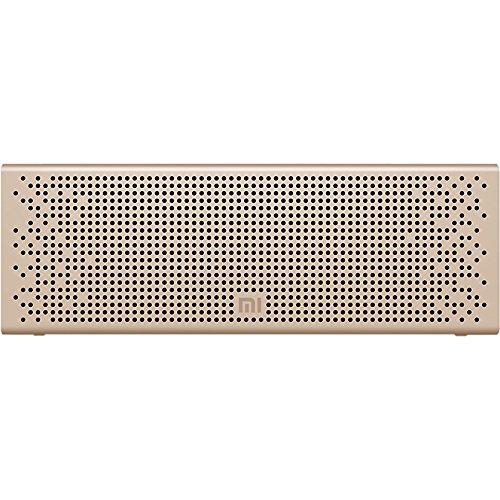 Xiaomi Mi Bluetooth SpeakerQBH4104GL,Altoparlante con Bluetooth, Oro
