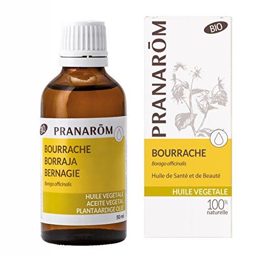 Pranarôm - Bourrache Bio - Huile Végétale - 50 ml