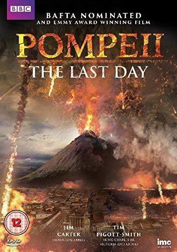 Pompeii - The Last Day (winner of 3 EMMY awards, BAFTA nominated) (BBC) [DVD] [Reino Unido]