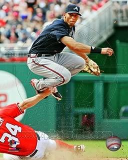 Andrelton Simmons Atlanta Braves MLB Action Photo 8x10 #1