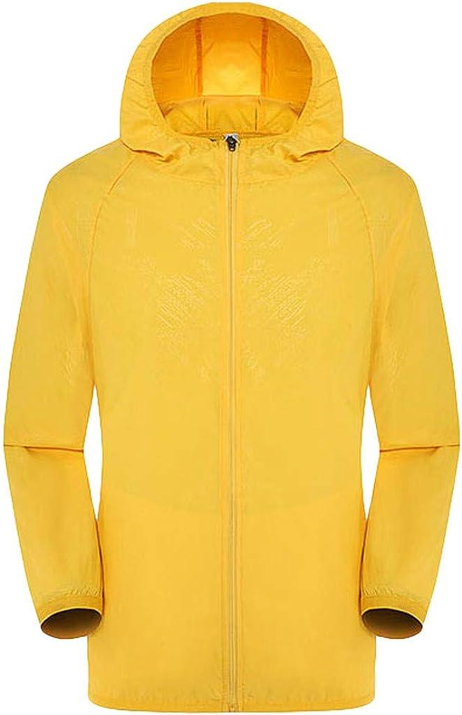 Outdoor Windproof Ultra-Light Coat Men's Women Casual Jackets Rainproof Windbreaker