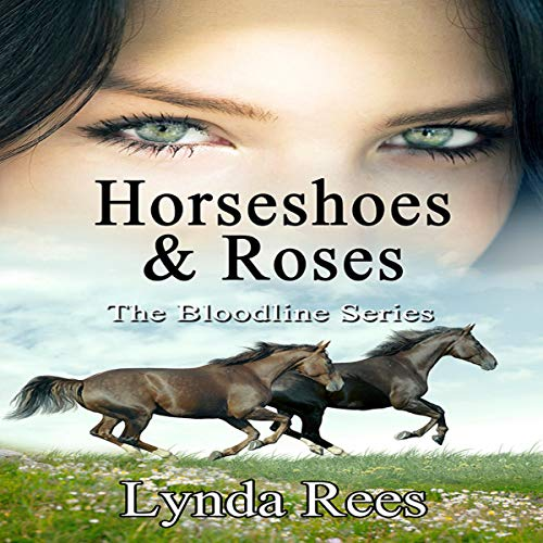 Horseshoes & Roses audiobook cover art