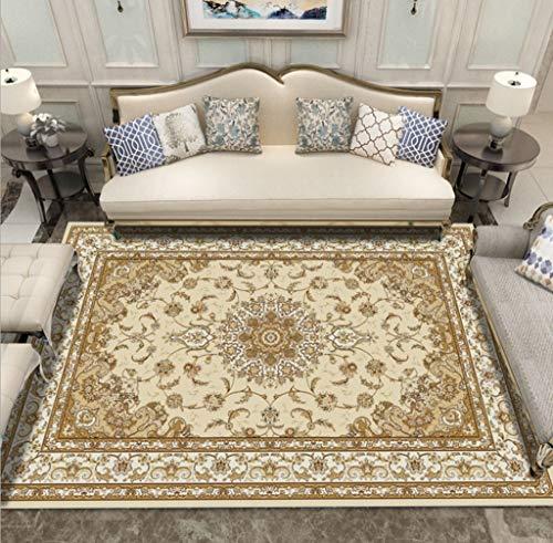 Orumrud Alfombras alfombras con respaldo Vintage Floral Tradicional Oriental para sala de estar Área de dormitorio Rugs Corredor (Talla : 100x500cm)