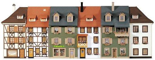 Faller - F130430 - Modélisme - Maisons en Relief - 6 Pièces