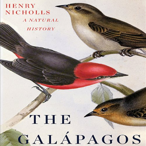 The Galápagos audiobook cover art