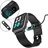 Smart Watch, UXD Fitness Activity Tracker with Sleep Heart Rate Monitor for Men Women 5ATM Waterproof Pedometer Smartwatches for iPhone Samsung Android Phones
