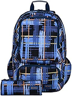 ROCO BAG BACKPACK 19inch with pencil case