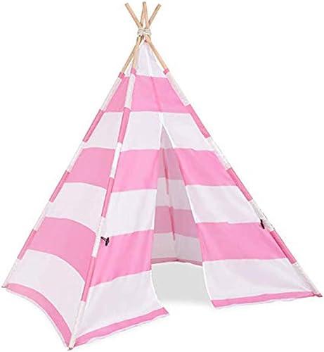 YMJJ Tente de Jeu pour Enfants, Tente intérieure pour bébé,rose