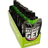 BioTech USA Recovery Gel 24 x 60g Cherry + 50g. Whey Protein