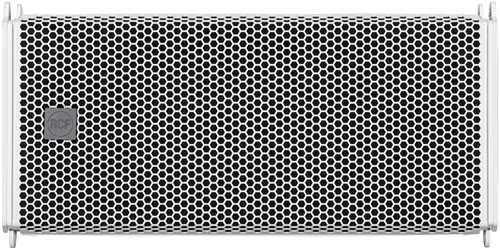 """RCF HDL 6-A-W Active LINE Array Module 1400W Speaker Two Powerful 6"""" -White-"""