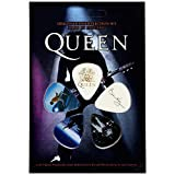 QUEEN クイーン (結成50周年記念) - PLECTRUM PACK/ギターピック 【公式/オフィシャル】