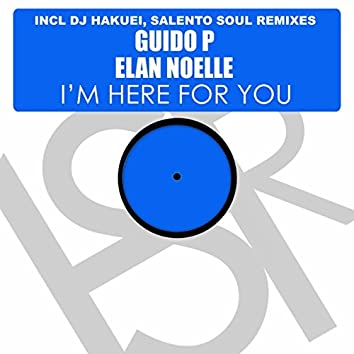 I'm Here For You ( Remixes)