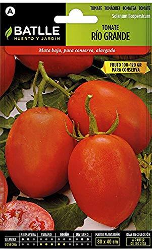 Semillas Hortícolas - Tomate Rio Grande - Batlle