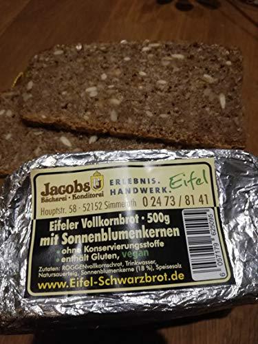 Eifeler Vollkornbrot / Schwarzbrot mit Sonnenblumenkernen 1,5kg