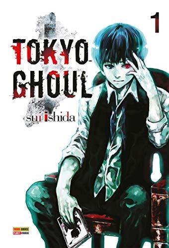 Tokyo Ghoul Vol. 1: 01