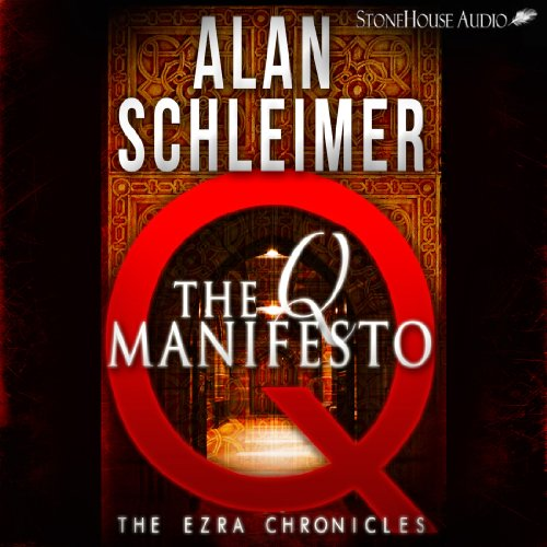 The Q Manifesto audiobook cover art