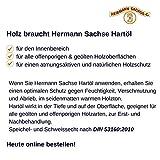 Hermann Sachse Holzöl, farblos für Möbel Tisch Arbeitsplatte uvm. - 3