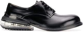 Maison Margiela Luxury Fashion Mens S57WQ0103P1993T8013 Black Lace-Up Shoes   Spring Summer 20