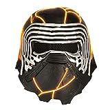 LED Light Up Kylo Ren Helmet Mask with Voice Changer,...