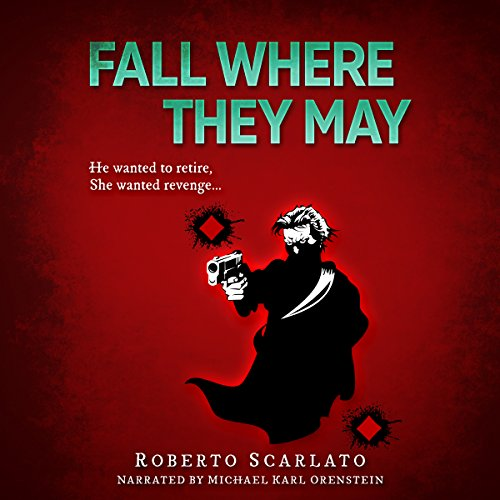 Fall Where They May audiobook cover art