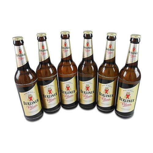 Berliner Pilsner (6 Flaschen à 0,5 l / 5,0% vol.)