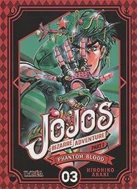 Jojo's Bizarre Adventure Parte 1: Phantom Blood 3 par Hirohiko Araki
