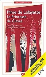 La Princesse de Clèves - Spécial Bac 2020 de Madame de Lafayette