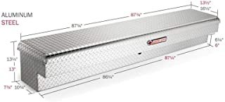 Weather Guard 164001 87.75 Cubic Feet Lo-Side Tool Box