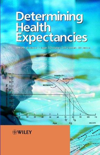 Robine, J: Determining Health Expectancies