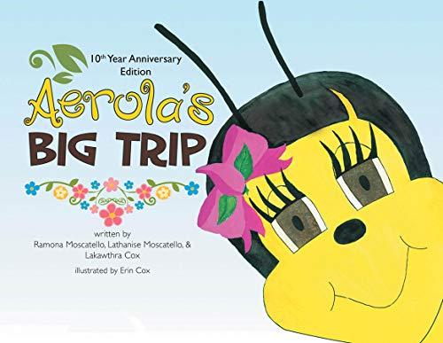 Aerola's Big Trip (English Edition)