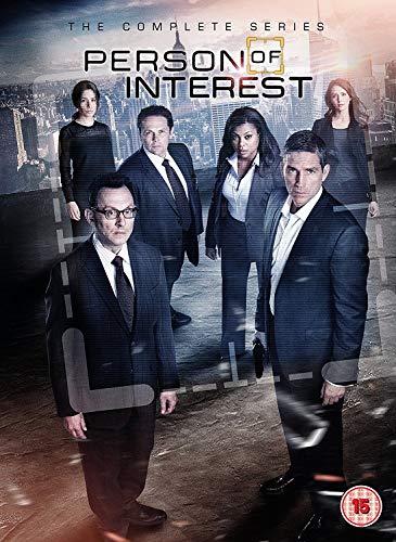 Person Of Interest S1-5 [Edizione: Regno Unito]