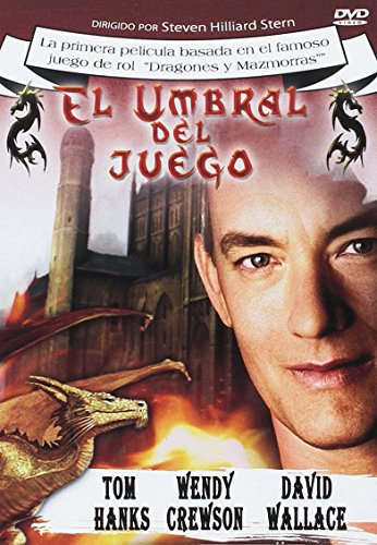 El umbral del juego 1982 DVD Mazes and Monsters