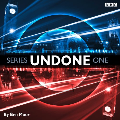 Undone: Series 1 audiobook cover art