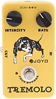 Raitron Joyo JF-09 Tremolo Guitar Effect Pedal True Bypass - Quarkscm