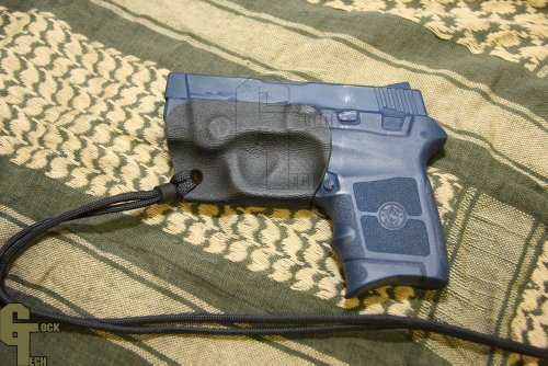 MIC Holster for The S&W Bodyguard
