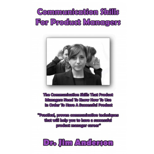 Communication Skills for Product Managers audiobook cover art