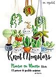 Knotmonsters: Edición Plantas en Maceta: 12 Patrones de Ganchillo Amigurumi (SPANISH/ESPAÑOL)