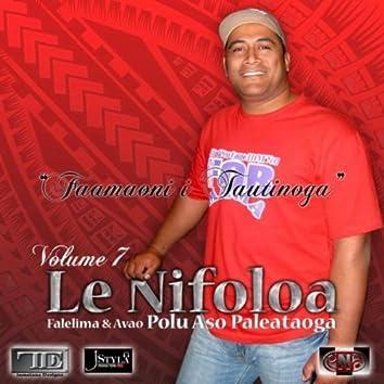 Faamaoni I Fautinoga - Volume 7