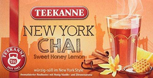 Teekanne New York Chai, 6er Pack (6 x 35 g)
