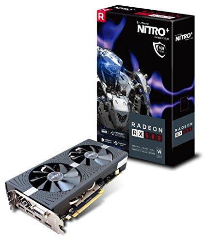 Sapphire Radeon NITRO+ RX 580 4GB