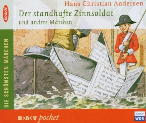 Der standhafte Zinnsoldat und andere Märchen: Lesung (DAV pocket)